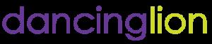 dancing lion logo