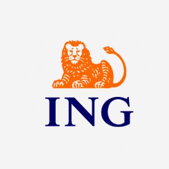 Image showing ING Bank brand logo