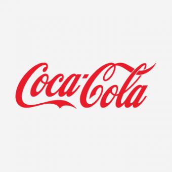 Image with Coca-Cola brand logo
