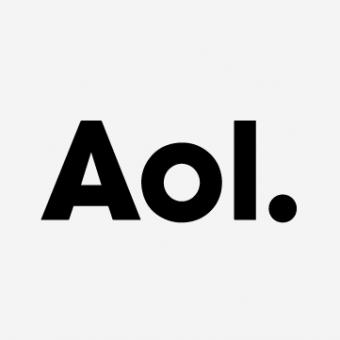 Image showing AOL brand logo