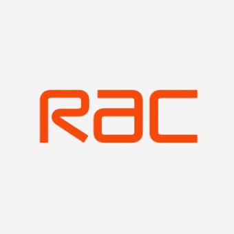 Image showing RAC brand logo