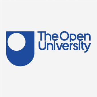 Image showing The Open University logo