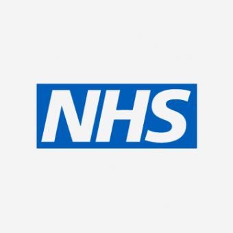 Image showing NHS logo